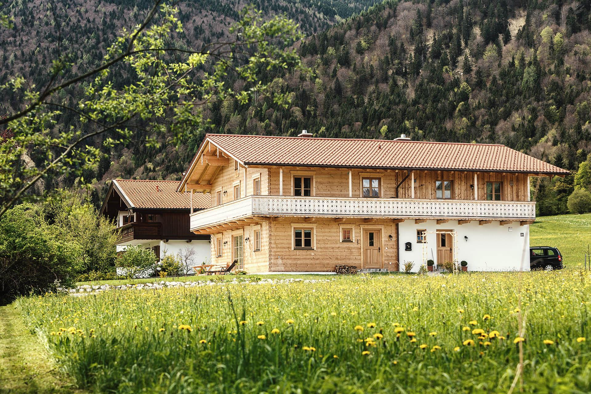 Blockhaus Berchtesgaden