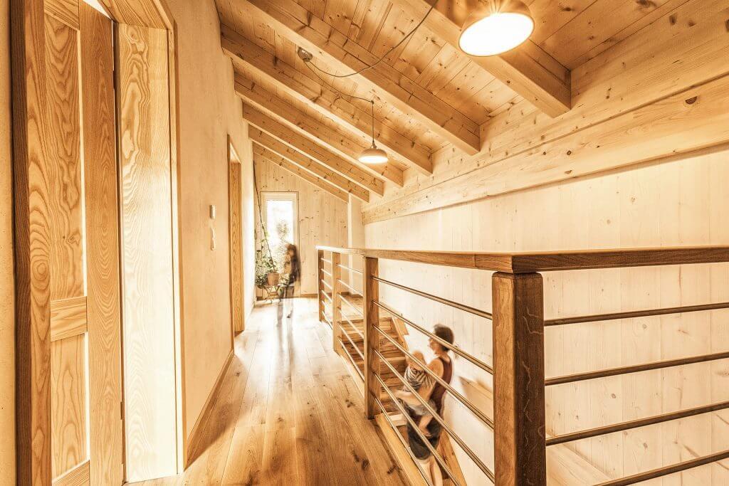Chiemgauer Holzhaus, der Holzhaushersteller und Blockhaushersteller aus Bayern